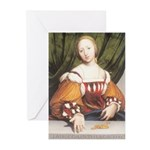 Lais of Corinth Greeting Cards (Pk of 10)