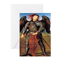 Archangel Michael Cards (Pk of 10)