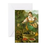 The Fruitseller Greeting Cards (Pk of 10)