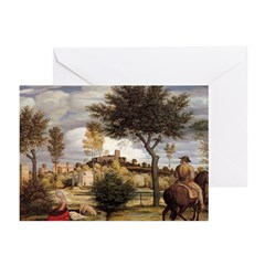 The Horseman Greeting Cards (Pk of 10)