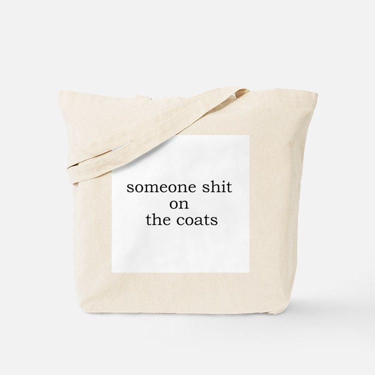 Coats Tote Bag
