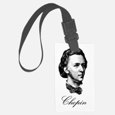Chopin Luggage Tag