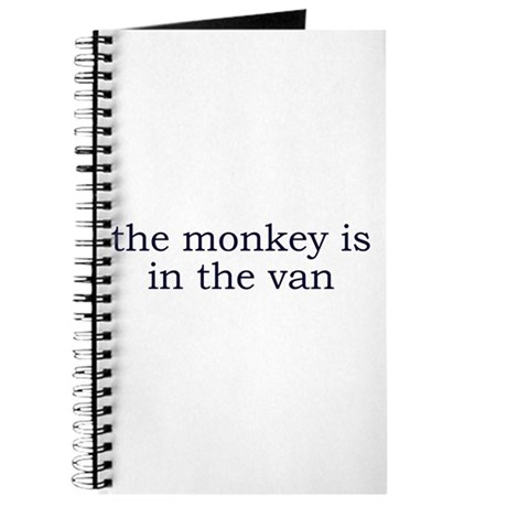 My Monkey Journal