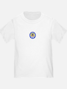 200px-USMMA_SEAL2002edited T-Shirt