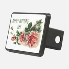 Mothers Day Roses Hitch Cover