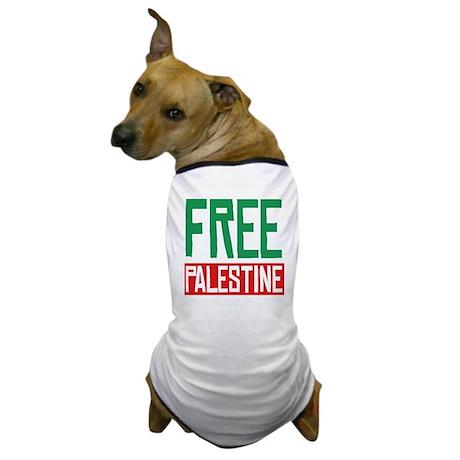 Free Palestine ????? ?????? Dog T-Shirt