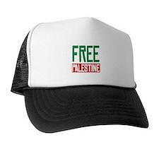 Free Palestine ????? ?????? Trucker Hat