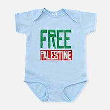 Free Palestine ????? ?????? Infant Bodysuit