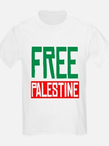 Free Palestine ????? ?????? T-Shirt