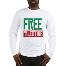 Free Palestine ????? ?????? Long Sleeve T-Shirt