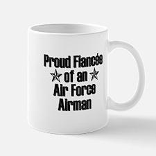 Proud Fiancee of AF Airman.png Mug