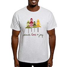 Peace Love And Joy T-Shirt