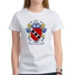 Crink Coat of Arms Women's T-Shirt