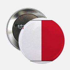 "Malta - National Flag - Current 2.25"" Button"