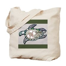 Turtle design Tote Bag