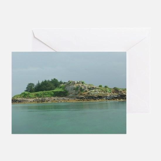 Ile de Brehat 1 Greeting Cards (Pk of 10)