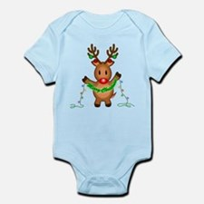 Merry Deer Infant Bodysuit