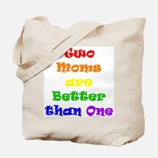 Two Moms Tote Bag