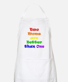 Two Moms BBQ Apron