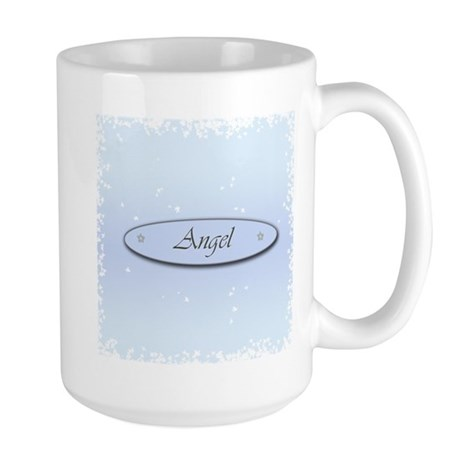 Angel Large Mug