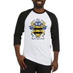 Creich Coat of Arms Baseball Jersey