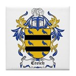 Creich Coat of Arms Tile Coaster