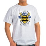 Creich Coat of Arms Ash Grey T-Shirt