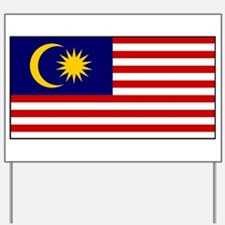 Malaysia - National Flag - Current Yard Sign