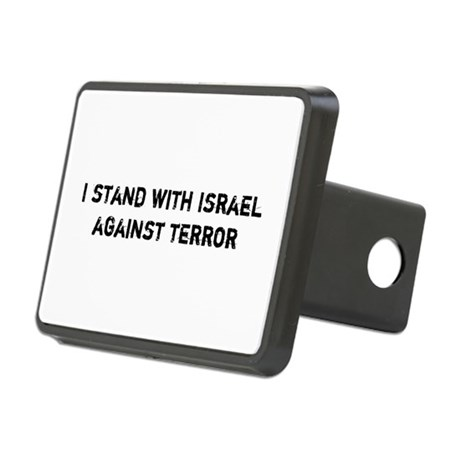 I stand with Israel against Terror Rectangular Hit