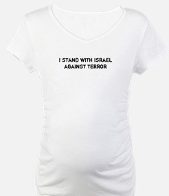 I stand with Israel against Terror Shirt