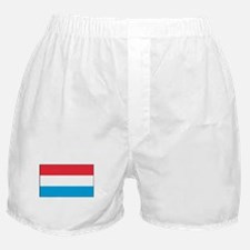 Luxembourg - National Flag - Current Boxer Shorts