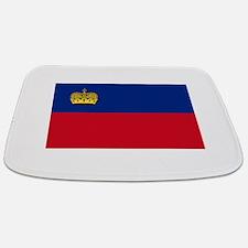 Liechtenstein - National Flag - Current Bathmat