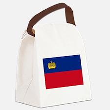 Liechtenstein - National Flag - Current Canvas Lun