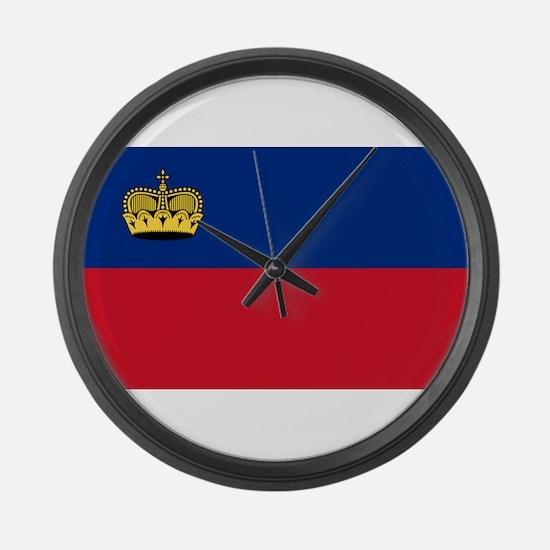 Liechtenstein - National Flag - Current Large Wall