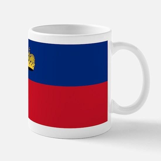Liechtenstein - National Flag - Current Mug