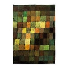 Paul Klee Ancient Sounds 5'x7'Area Rug