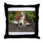 Squishy Face Throw Pillow