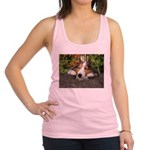 Squishy Face Racerback Tank Top