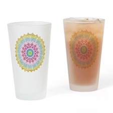 Moroccan Jewels Drinking Glass
