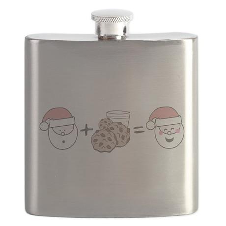 Santa Cookie Math Flask