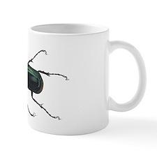 Scarab Atlas Beetle Mug