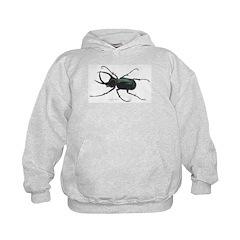 Scarab Atlas Beetle Hoodie