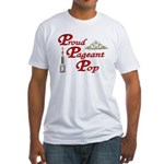 Pageant Pop Fitted T-Shirt