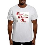 Pageant Pop Ash Grey T-Shirt