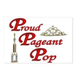 Pageant Pop Postcards (Package of 8)