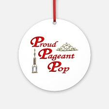 Pageant Pop Ornament (Round)