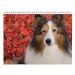 Autumn Leaves Wall Calendar
