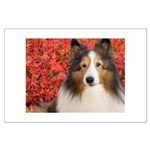 Autumn Leaves Large Poster