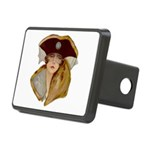 Glamour Girl - Beatrice Rectangular Hitch Cover