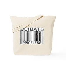 Ocicats Priceless Tote Bag